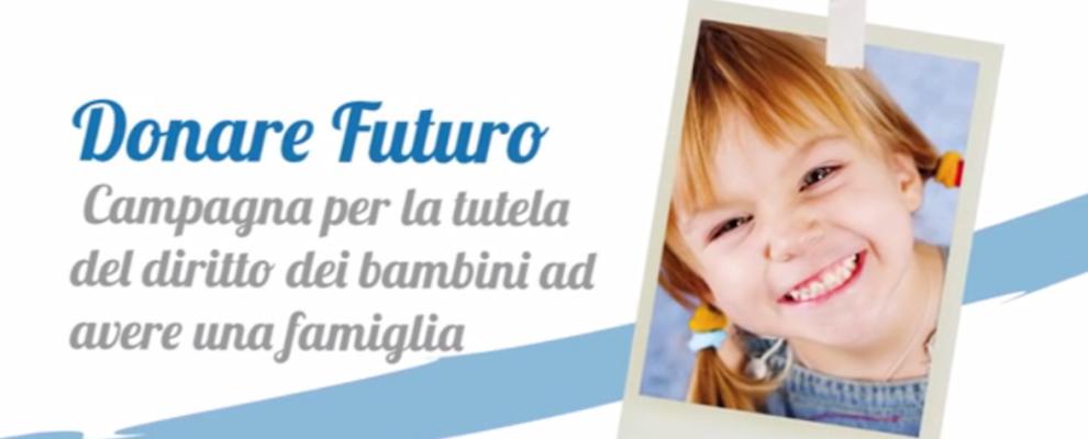 """La Regione Calabria vuole """"Donare Futuro"""" ai bambini"""