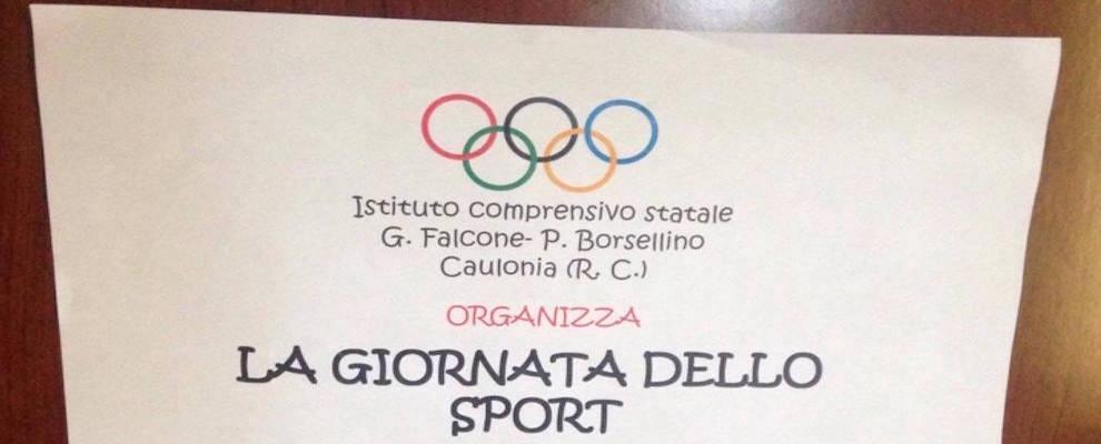 Caulonia: la giornata dello sport