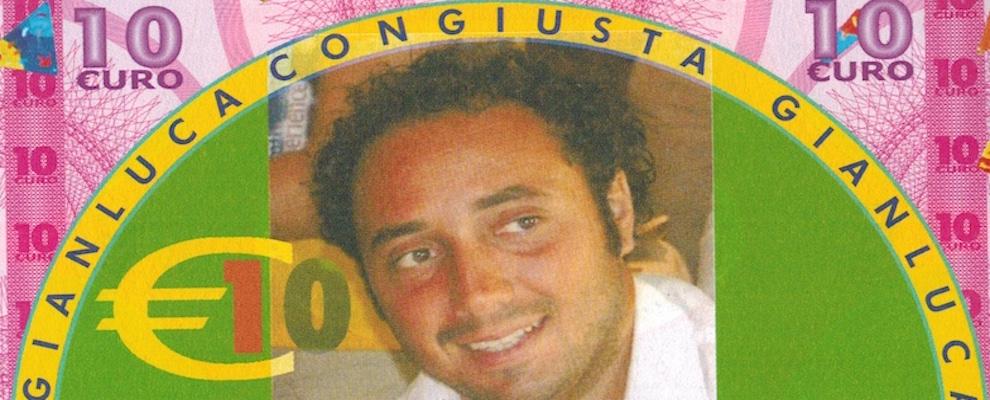 Sprar Gioiosa: una banconota con l'immagine di Gianluca Congiusta