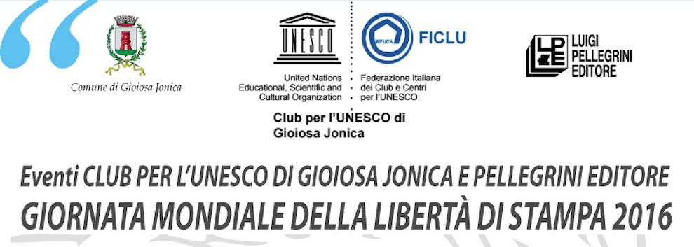Gioiosa Jonica: giornata mondiale della libertà di stampa