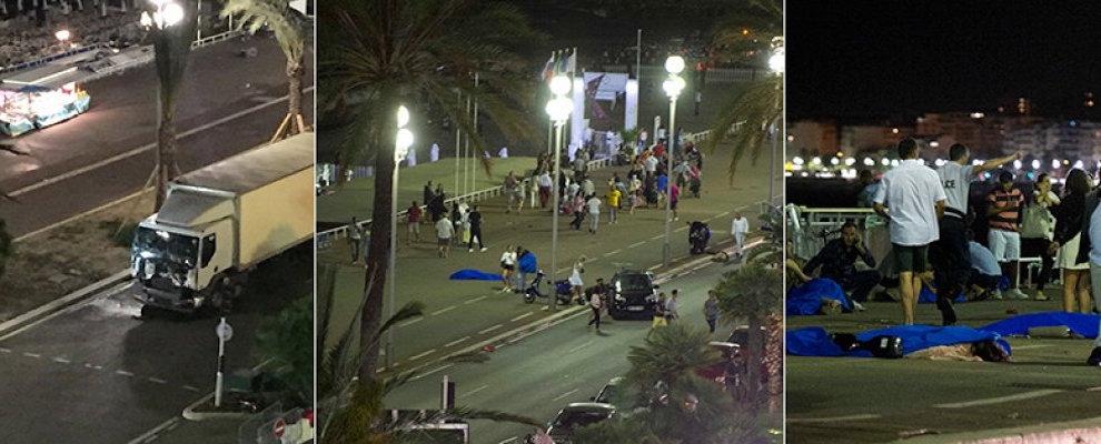 Strage di Nizza: morte nel giorno simbolo della Rivoluzione
