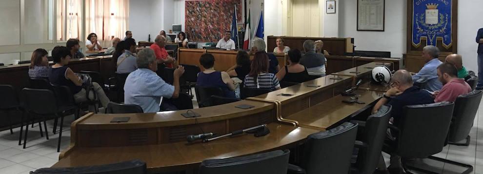 Siderno: Il sindaco limita il conferimento di RSU all'impianto di S.Leo