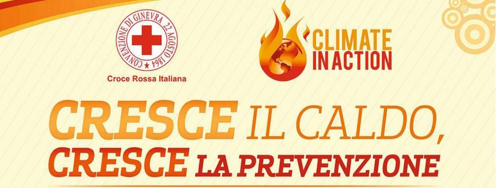 Caulonia: Manifestazione Croce Rossa Italiana