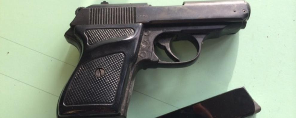 Bagnara: un arresto per detenzione illegale di armi