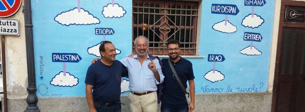 La Rete dei Comuni Solidali a sostegno di Fabio Fazio e Domenico Lucano