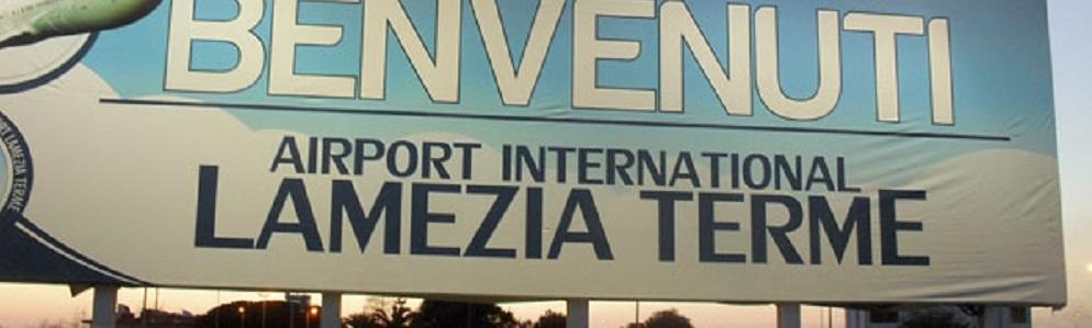 Aeroporto Lamezia, intesa Regione-Fs