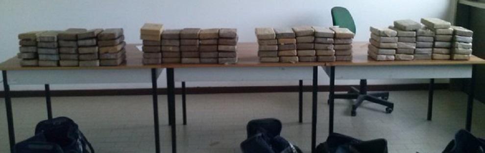 Traffico internazionale cocaina,12 fermi