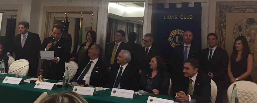 Club Lions Roccella Jonica: Violante subentra a Futia