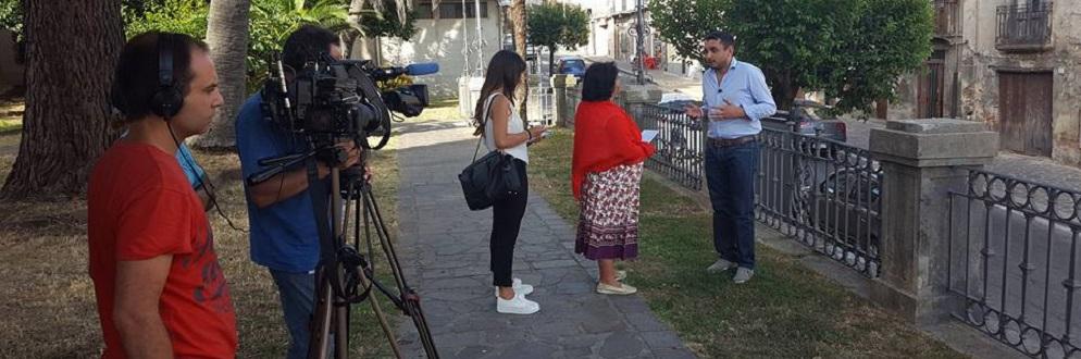 La tv pubblica spagnola intervista Michele Conia