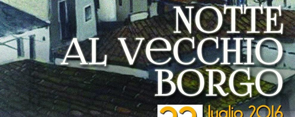 """RIZZICONI: TUTTO IN UNA """"NOTTE AL VECCHIO BORGO"""""""