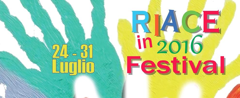 Domenica parte la sesta edizione del RiaceinFestival – il programma