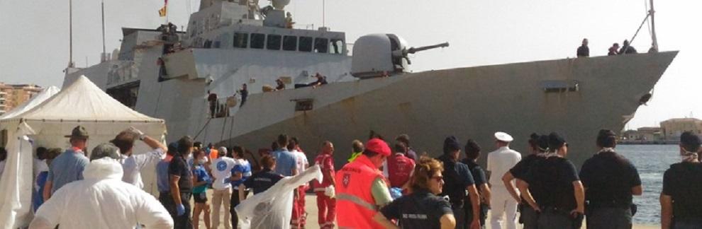 Sbarco a Reggio Calabria, fermati 2 scafisti