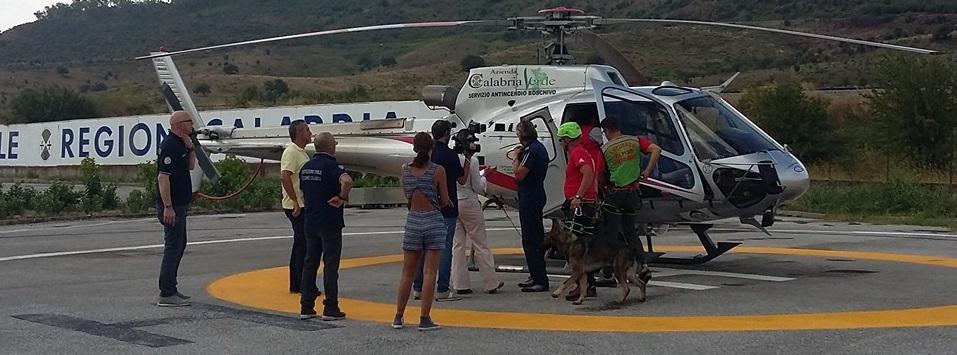 Terremoto: interviene anche la Calabria
