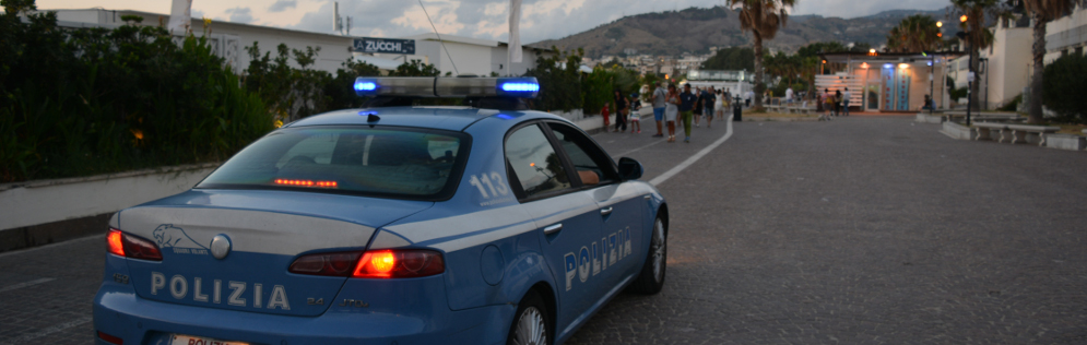 Video – Controlli Polizia di Stato nel reggino. Monitoraggio anche a Bivongi