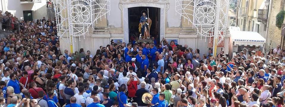 """Il Comitato """"Festa San Rocco"""" devolve 1500 €uro al Comune di Amatrice"""