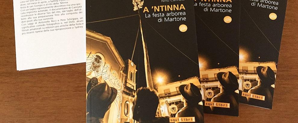 """Martone: """"A 'ntinna"""", un rito senza tempo"""
