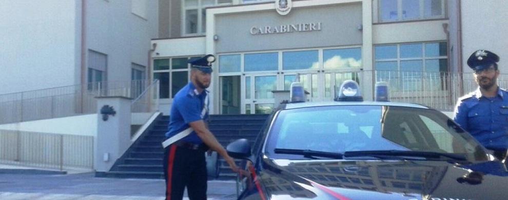Caulonia: i Carabinieri chiudono un esercizio commerciale frequentato da persone controindicate