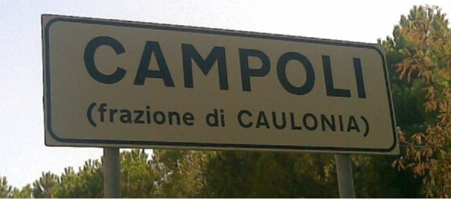 Offerta di lavoro a Campoli di Caulonia