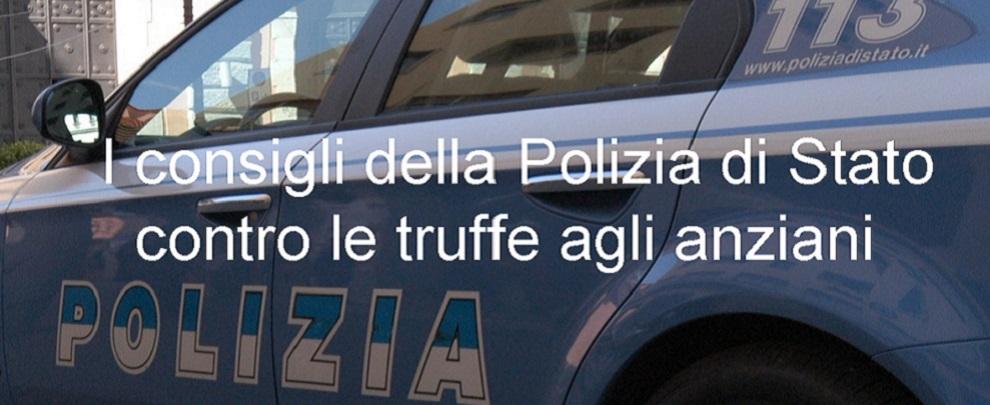 """Campagna antitruffe della Polizia di Stato: """"Non siete soli #chiamatecisempre"""" – video"""