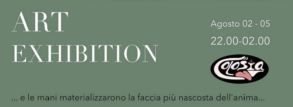Marina di Gioiosa Ionica: Golosia Art Exhibition