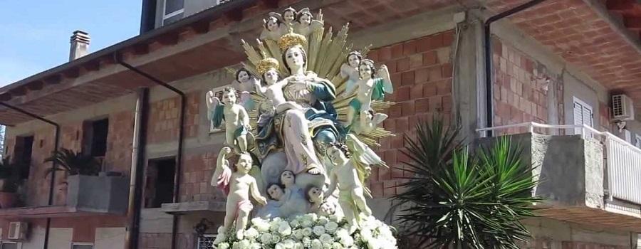 S. Giovanni di Gerace: Programma festa Madonna delle Grazie