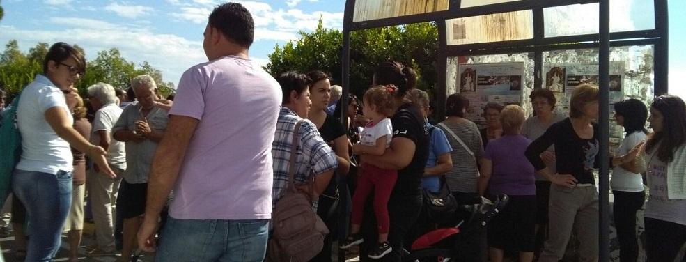Proteste al comune di Caulonia per la chiusura della farmacia