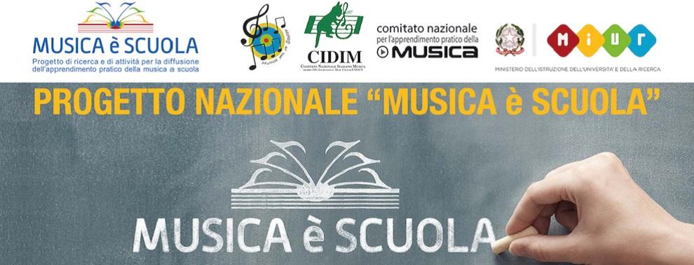"""Luigi Berlinguer a Reggio per il progetto """"Musica è scuola"""""""