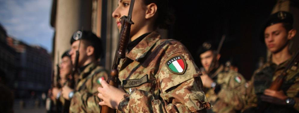 Siderno: celebrazione giornata delle Forze Armate