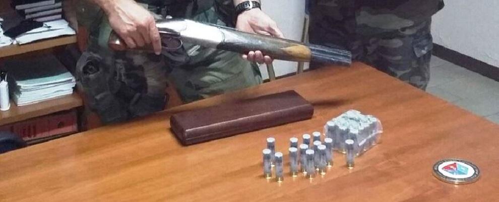 Galatro: arresto per detenzione di armi e munizioni
