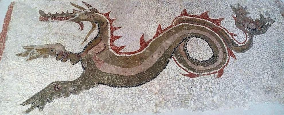 I dubbi dello storico locale Nadile sulla Casa del Drago dell'antica Kaulon