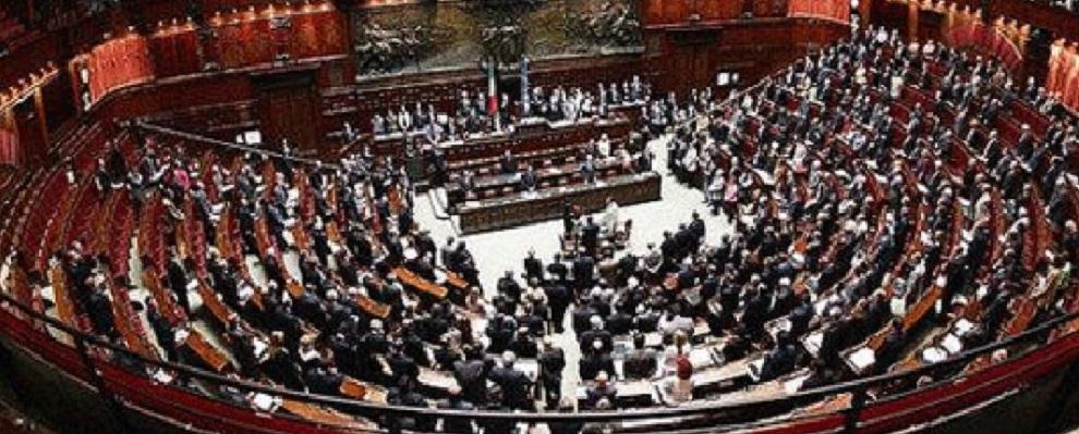 Parlamentari calabresi assenteisti la classifica dei for Parlamentari calabresi