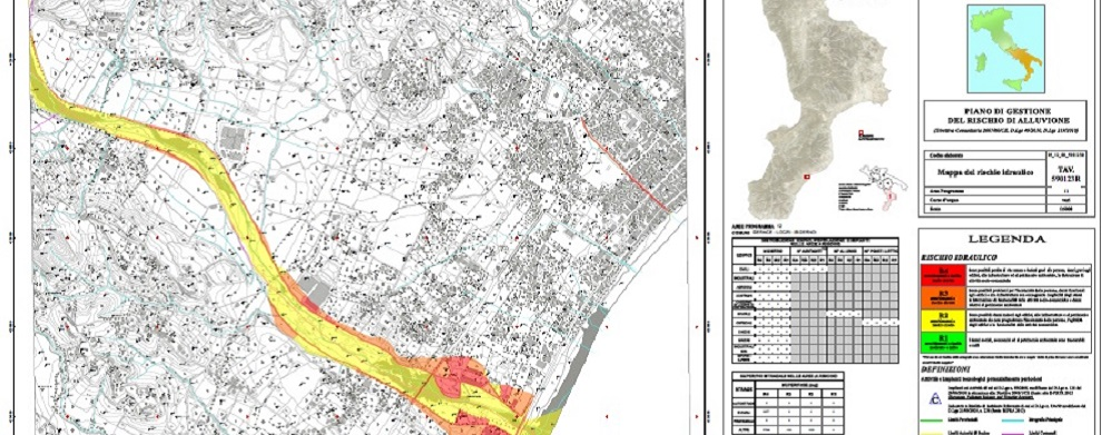 Osservatorio Cittadino Siderno: grave inquinamento e rischio idrogeoligico torrenti