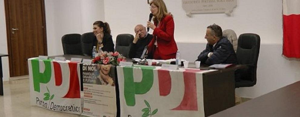 """PD Cinquefrondi: soddisfazione riparto fondi """"Dopo di noi"""""""