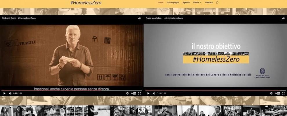 La Regione Calabria aderisce al Progetto HomelessZero