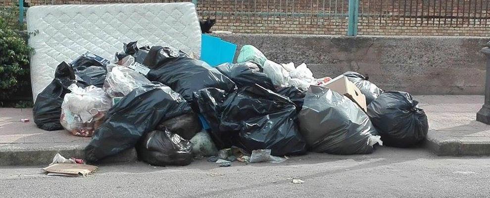 A Marina di Gioiosa una soluzione temporanea per la raccolta dei rifiuti