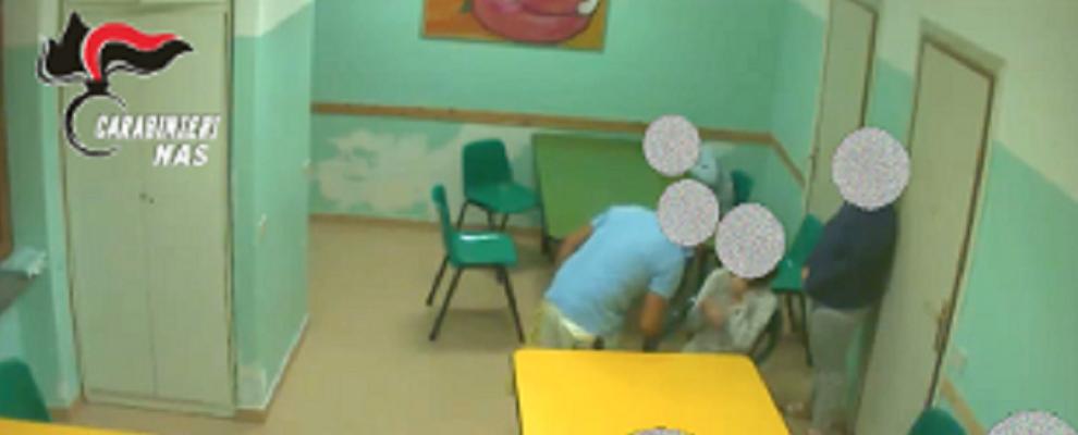 Reggio Calabria, maltrattamenti ai bambini: arrestate due maestre