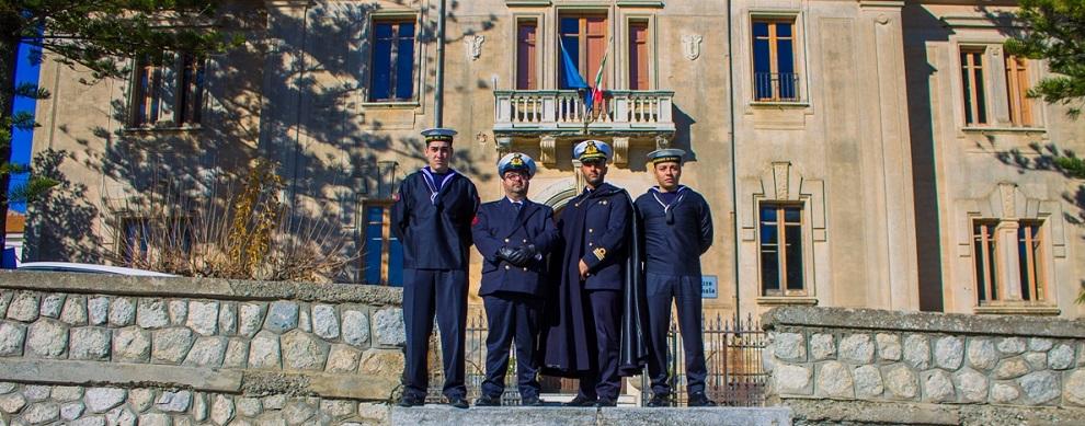 Guardia Costiera Roccella Jonica salva famiglia Caulonia. Conferito encomio solenne