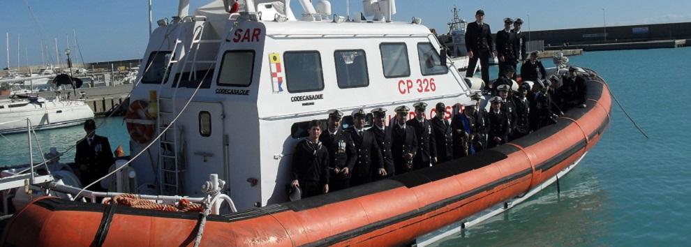 Roccella Jonica: encomio Guardia Costiera nei festeggiamenti Santa Barbara