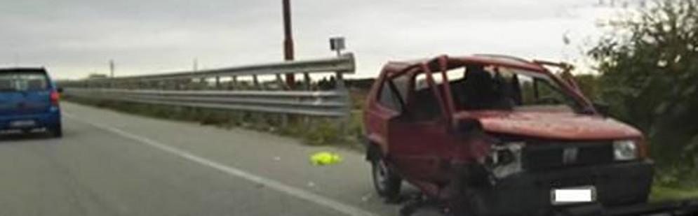 Ennesimo terribile incidente sulla Strada Statale 106