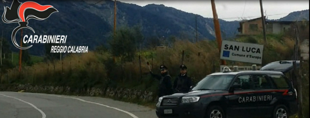 San Luca: Una persona ritenuta responsabile della rapina a mano armata all'Ufficio postale