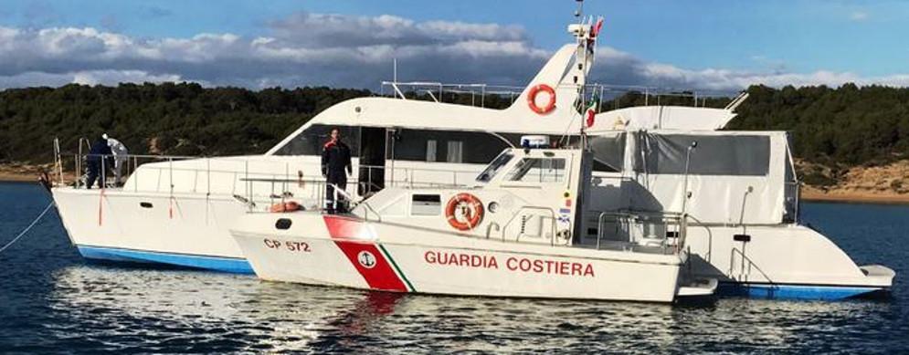Sbarco migranti su coste calabresi