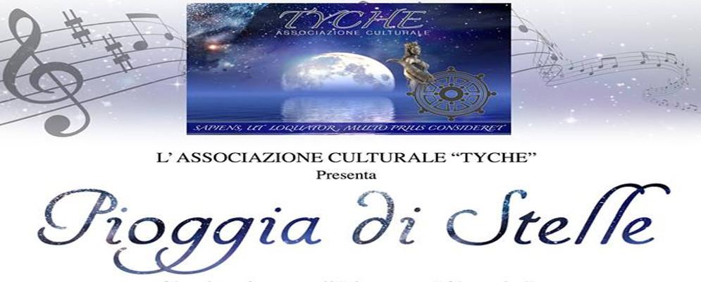 """Caulonia, l' Associazione Culturale Tyche presenta """"Pioggia di Stelle"""""""