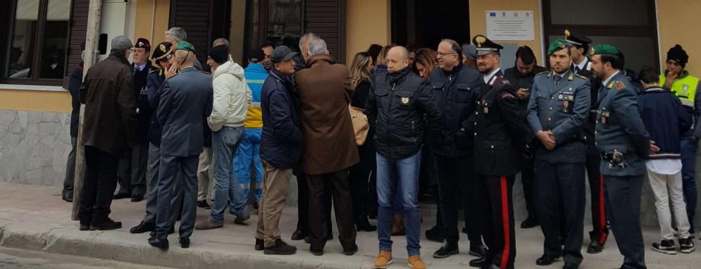 Ardore, villa confiscata a boss diventa Centro di aggregazione sociale