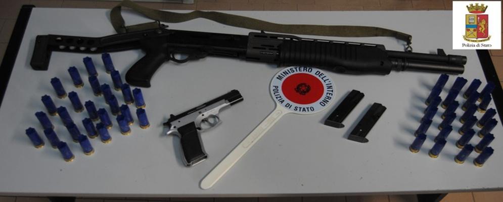Spara con fucile a Capodanno, denunciato 59enne