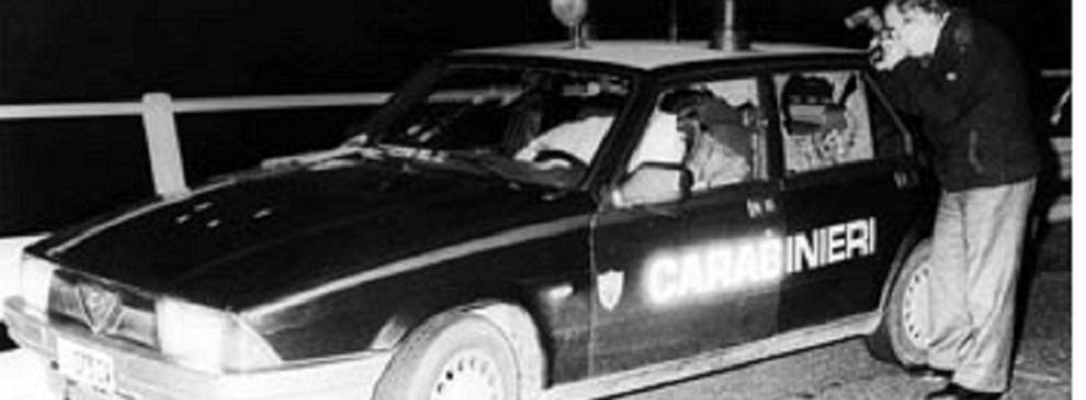 Commemorazione anniversario eccidio Appuntati dei Carabinieri Fava e Garofalo