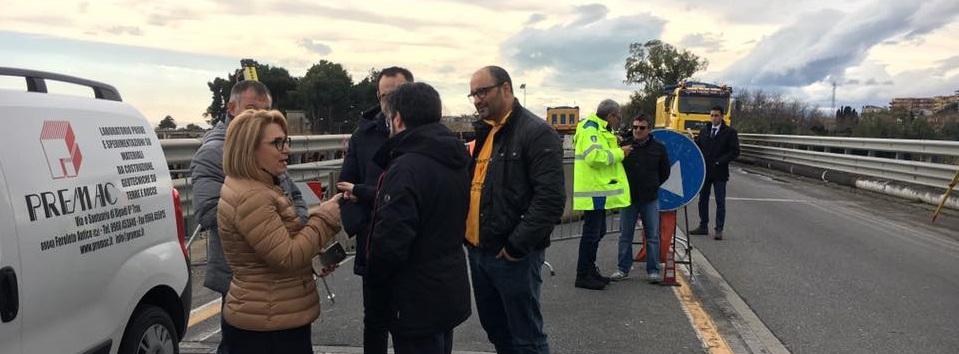 """Sindaco di Caulonia: """"Attendiamo una nuova convocazione dal Prefetto per il cronoprogramma del Ponte Allaro"""" – video"""