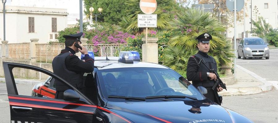 Marina di Gioiosa: machete in auto. Denunciato un 52enne