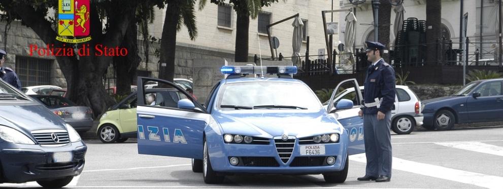 Polizia, Due arresti a Reggio Calabria