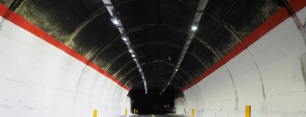 La galleria Limina chiusa al traffico per lavori di manutenzione