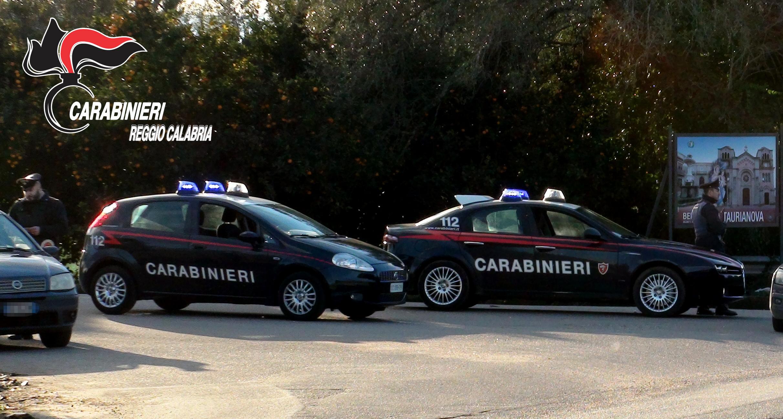 Due arresti a Taurianova